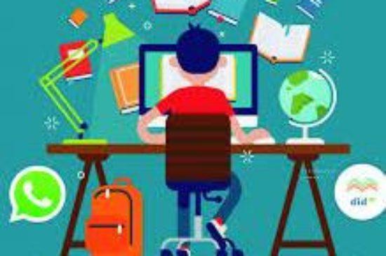 Video tutorial tutore/studente: come inviare i compiti ai docenti.