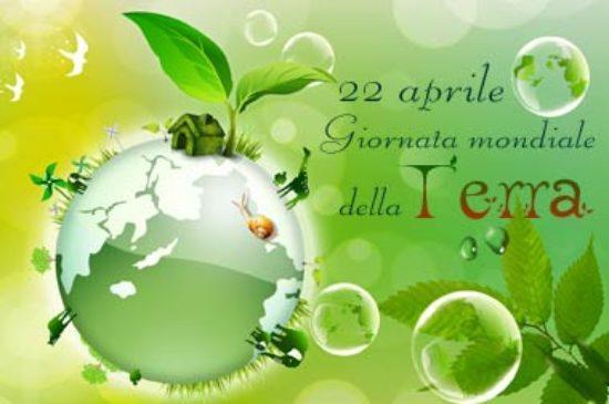 22 Aprile 2020 – Giornata mondiale della Terra