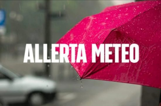 Allerta meteo 15 ottobre 2020
