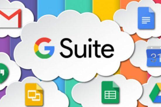 GSUITE – Nuova piattaforma digitale per la didattica a distanza