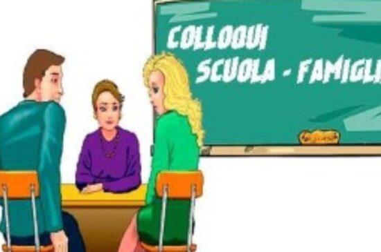 Colloqui scuola famiglia