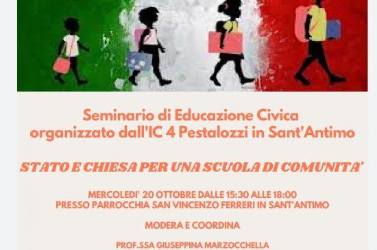 Seminario di Educazione civica