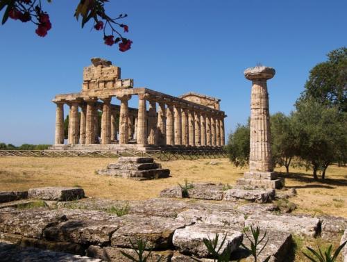 Tempio-di-Cerere-Paestum